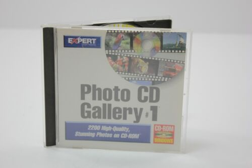 Photo CD Gallery #1 Expert Software  CD Rom