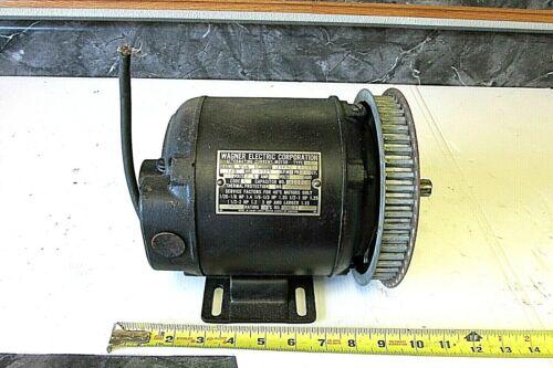 NICE OLD DELAVAL 618  CREAM SEPARATOR ELECTRIC MOTOR