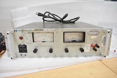 Hewlett Packard Agilent 6434b Dc Power Supply 40v25a