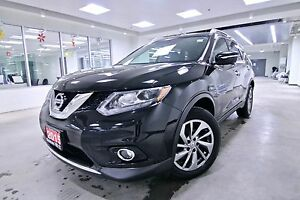 2015 Nissan Rogue  AWD SL, ONE OWNER, CLEAN CARPROOF, NON SMOKER