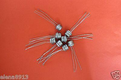 Mp14a Germanium Transistor Ussr Lot Of 25 Pcs