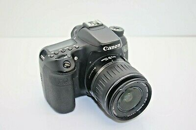Canon EOS 70D DSLR Camera with EF-S 18-55mm Lens