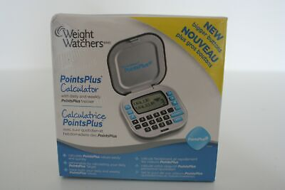 Weight Watchers POINTS PLUS CALCULATORS Daily Weekly Tracker. NEW!