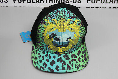 Versace X H&M Green Polyester Hat - New with Tags