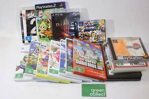 PS3, Wii and PC games - individually priced $20-$40 (1100) Braybrook Maribyrnong Area Preview