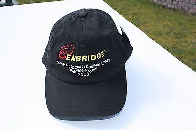 Ball Cap Hat   Enbridge   Southern Access Lights Oil Gas Pipeline 2008  H1713