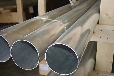 4 Alu. Tube Tubing Pipe 12 Long .120