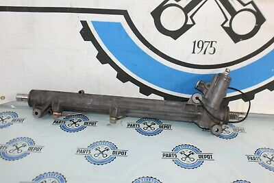 2004 - 2006 AUDI A8 QUATTRO 4.2L 4.2 L POWER STEERING GEAR RACK AND PINION