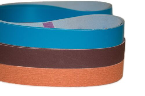 "1"" x 30"" Sanding Belts Ultimate Knife Makers Variety Pack (16pcs)"