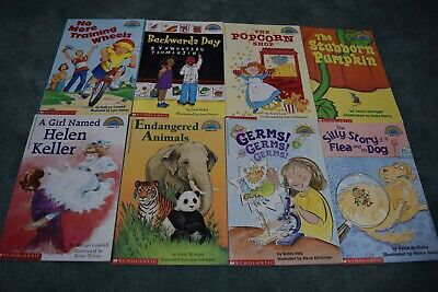 Hello Reader / Scholastic, & Other Level 3, Gr: 1-2, books  (3 lots available)