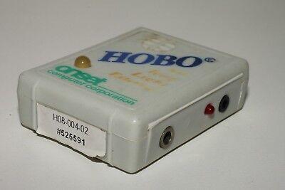 Onset Hobo H08-004-02 Relative Humidity Temperature Light External Data Logger