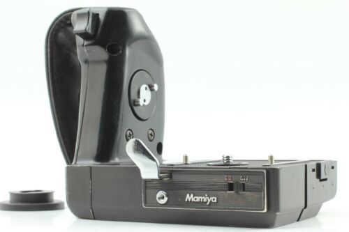 【NEAR MINT】 Mamiya M645 Motor Drive Winder Grip for M645 1000S from JAPAN 672