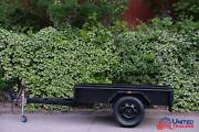 Heavy Duty 7x5 Single Box Trailer 1 PCS FOLD FULL LOCAL MADE AUS Penrith Penrith Area Preview