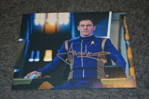 JASON ISAACS signed autograph In Person 8x10 20x25 cm STAR TREK DISCOVERY