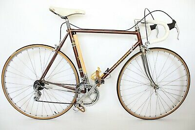 x2 Made in Italy Frame Decal Reproduction Vintage Eroica Italian Frame Builder