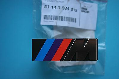 Kyпить Genuine BMW M635 csi coupe Front grille M badge logo emblem 51141884015 на еВаy.соm
