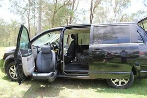 2008 Chrysler Grand Voyager Touring RT with W/Chair Lifting Gear