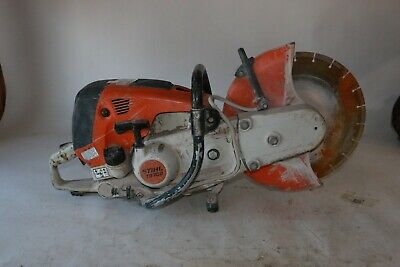 Stihl Ts 700 14 Concrete Cut Off Chop Demo Saw W Water Kit