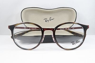 e30c102f0f93f Ray-Ban Tortoise  Burgundy Glasses New with case RB 6372M 2922 50mm