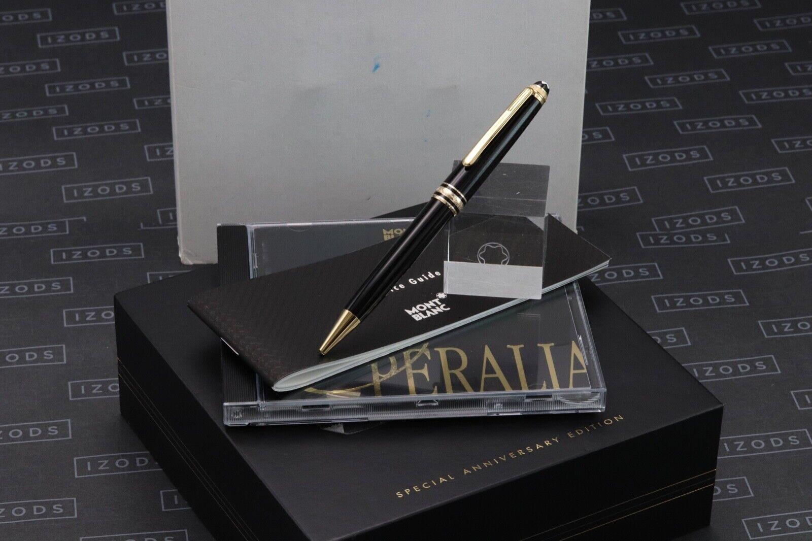 Montblanc Meisterstück 164 Classique 75th Anniversary SE Ballpoint Pen - UNUSED