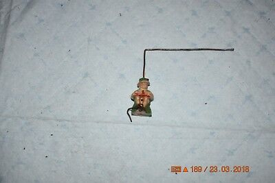 Cuckoo clock figurine dancing set of 1 for project