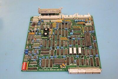 Perkin Elmer Wallac Wizard Automatic Gamma Counter Interface Board Dic 1055 3760