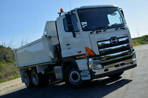 Hino FS -700 Series  Tipper Regency Park Port Adelaide Area Preview