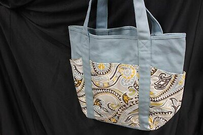 Thirty One Go To Tote in A Parisian Garden new in bag - Garden In A Bag