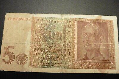 BERLIN-SMALL BANKNOTE VERY FINE 1 BILLION  MARK  BANKNOTE 1923 GERMANY