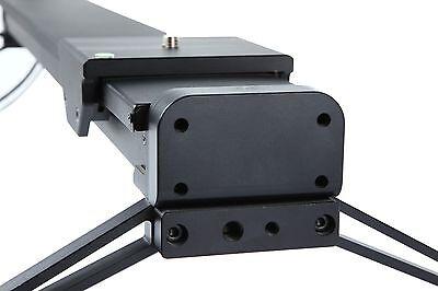 "Movo WMS80 37"" Wireless Motorized Camera Track Slider Video Stabilizer System"