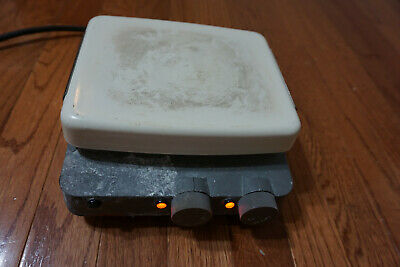 Corning Pc320 Pc-320 Stirrer Mixer Hotplate Magnetic Hot Plate Laboratory Bznu