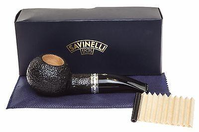 Savinelli Trevi Rustic 320 Tobacco (Savinelli Pipe Tobacco)