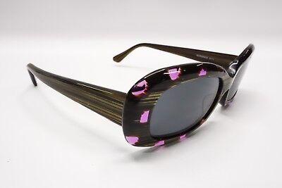 NICE Jean LAFONT Normandie Rx Sunglasses Frames 647 Purple Polka Dots Green 7150