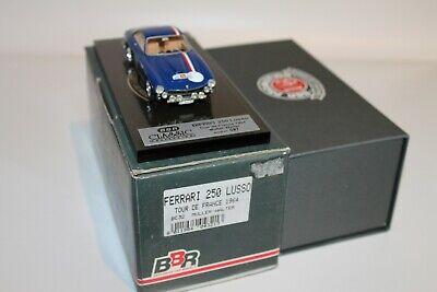 BBR BC32 Ferrari 250 Lusso Tour De France 1964 Muller - Walter