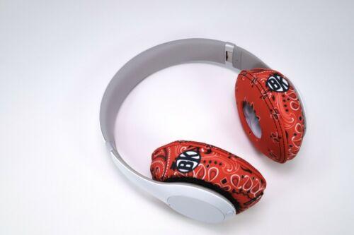 Beat Kicks washable headphone covers 🎧 Bandana