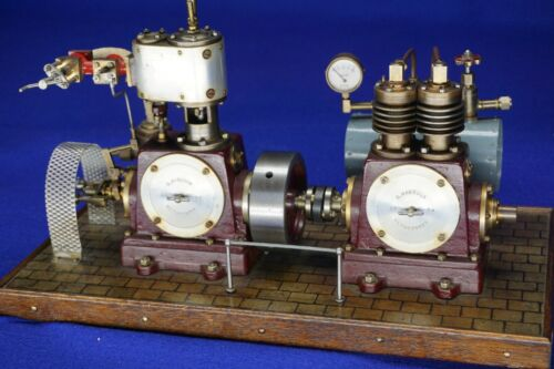 Steam Engine Compressor