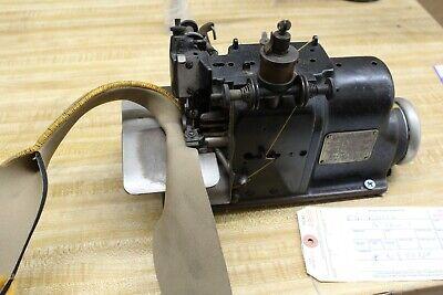 Merrow A-3dw-1 Industrial Sewing Machine Tag 4988