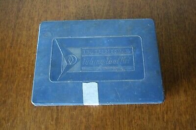 Imperial Eastman Tube Cutter Kit No. 120-f General No. 120