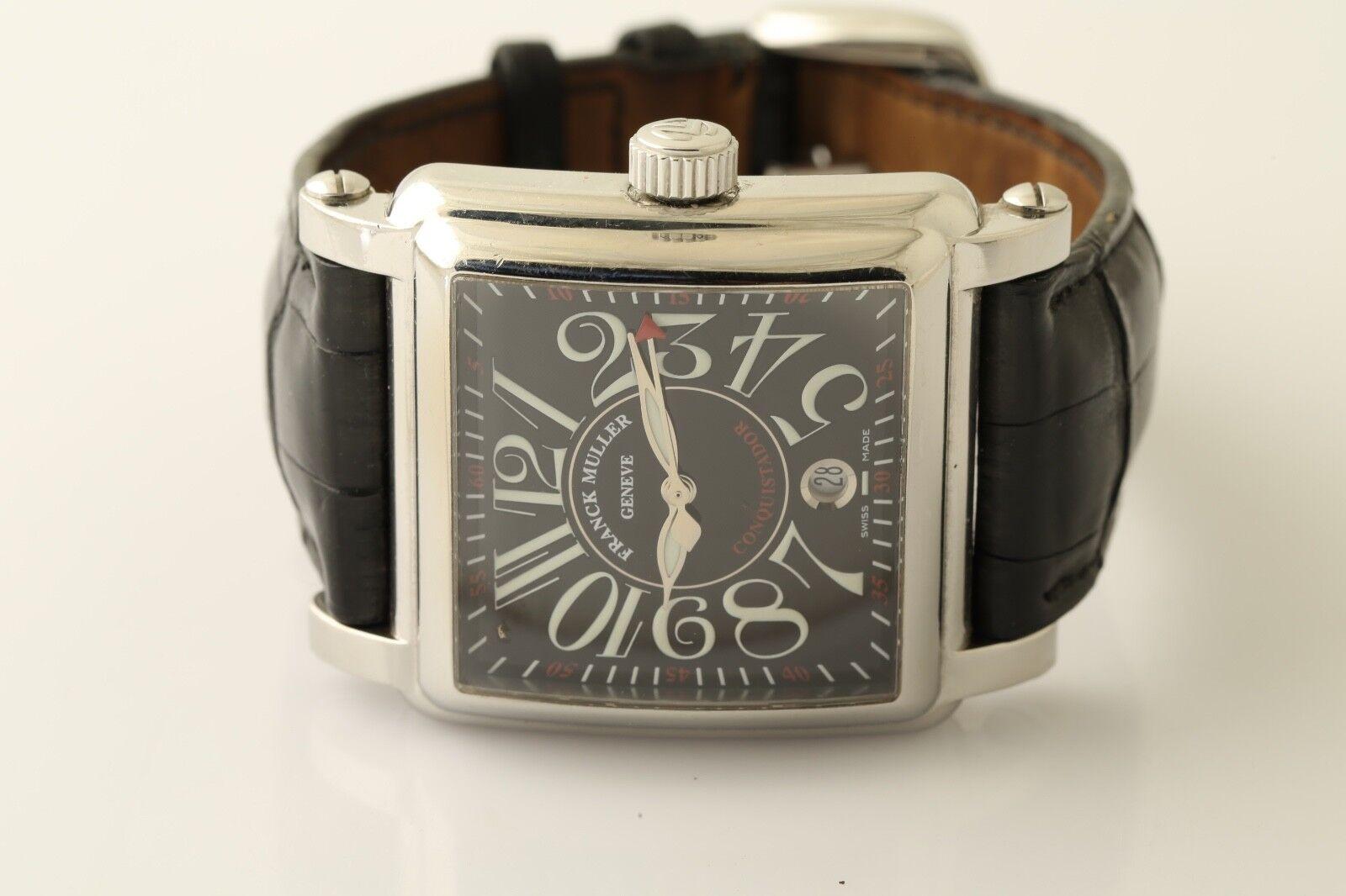 Franck Muller Conquistador Cortez King 10000 H SC Wristwatch - watch picture 1