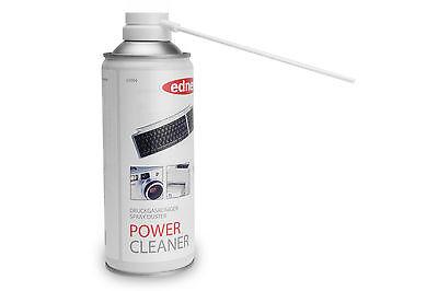 Druckgas Reiniger Spray 400ml für Büro und EDV / FCKW frei /  ednet®  63004