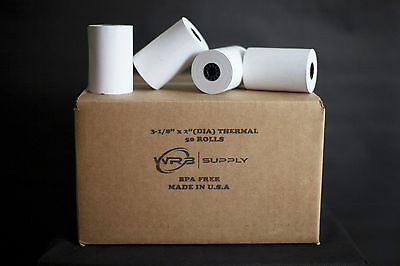 3 18 80mm Thermal Paper Rolls For Epson Printers