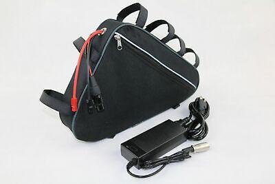 Batería de Marco 48V 16AH, Paquete E Bicicleta Eléctrica Kit Conversión Nuevo