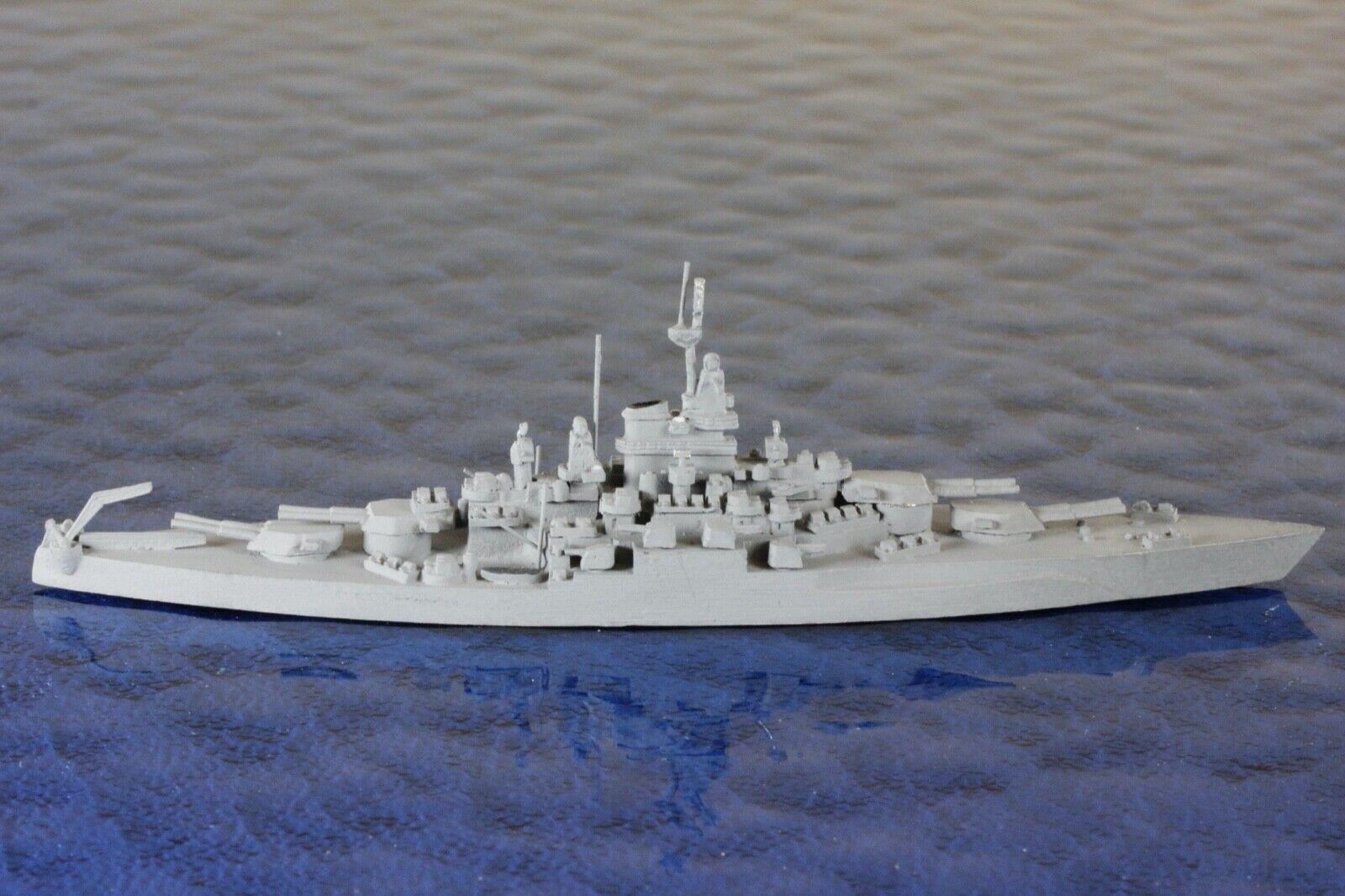 West Virginia Hersteller Delphin 98 ,1:1250 Schiffsmodell