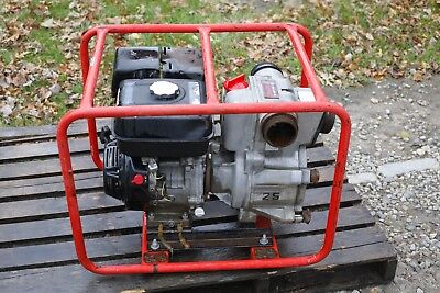 Multiquip Mq 3 Inch Water Trash Pump Honda Gx240 8 Hp Engine With New Seal Kit