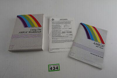 Commodore Amiga 600 Manuals