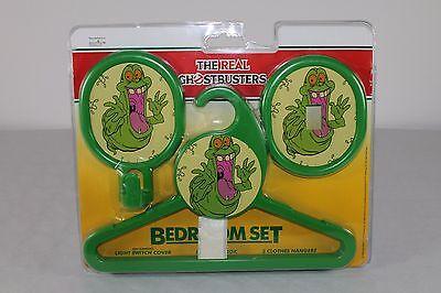 Slimer Bedroom Set -1990- (Ghostbusters) noch original verpackt Sealed