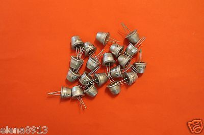 Gt403i C124 Germanium Transistor Ussr Lot Of 10 Pcs