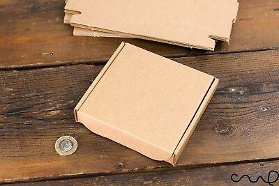 10 x Royal Mail Large Letter Cardboard Mini XS PIP Box Postal Box Mailing Wrap