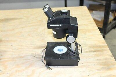 Bausch Lomb Stereo Zoom Microscope Model Asz25l2 Specimen