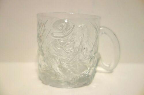 Clear Glass Batman Forever The Riddler McDonalds Mugs